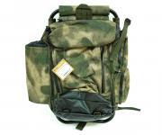 Рюкзак AVI-Outdoor Fiskare A-TACS с раскладным стулом (1068)