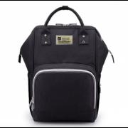 Рюкзак для мамы Rotekors Gear (Черный)