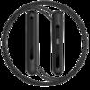 Умная скакалка с подшипником Xiaomi Yunmai Sports Jump Rope YMSR-P701 черный 300 см