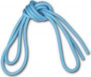Скакалка для художественной гимнастики Утяжеленная 165 г AMAYA соревновательная, 3403000, Голубой, 3 м