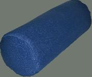 """Болстер для йоги """"Rajas"""", 50x22 см. (Темно-синий)"""