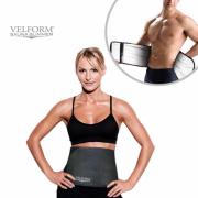Термопояс для похудения с эффектом сауны Velform Sauna Slimmer (Черный)