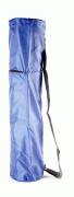 "Чехол для йоги ""Практика"" для коврика шириной до 61 см. (Синий)"