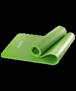 Коврик для йоги StarFit FM-301, NBR, зеленый 183x58x1,0 см