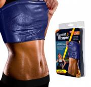 Майка для похудения Sweat Shaper (Черный)