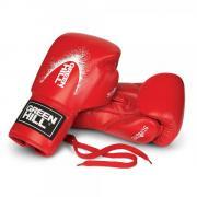 Green Hill Боксерские перчатки w5 supreme, кожа, 8 oz Green Hill