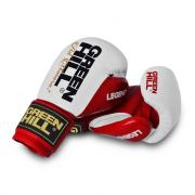 "Перчатки боксерские ""GREEN HILL LEGEND"" арт. BGL-2246-14-RD, 14 oz"