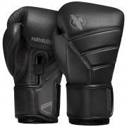 Боксёрские перчатки Hayabusa T3 Kanpeki чёрные