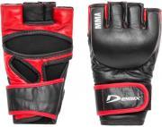 Перчатки MMA, Черный, S-M