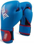 Перчатки боксёрские детские EVERLAST PROSPECT PU, P00001644, Синий, 4 унции