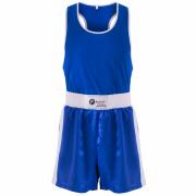 Форма для бокса Rusco Sport синего цвета