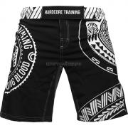Шорты Hardcore Training Ta Moko Black