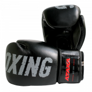 Перчатки для бокса АТАКА BOXING кожа 10 унц