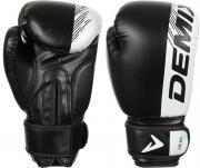 Demix Перчатки боксерские, Черный, Белый, 14 oz