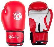 Перчатки боксерские INDIGO PS-799 красные