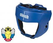 Clinch Gear Шлем боксерский Clinch Olimp, синий Clinch Gear
