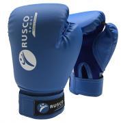 Перчатки боксерские RUSCO SPORT синие