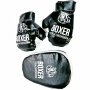 Набор для бокса Лидер №7 21536