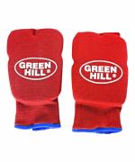Накладки на кисть Green Hill Эластик HP-6133 красный (УТ-00010347)
