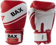 Bax Перчатки боксерские, Красный, 8 oz