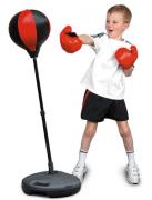 """Набор """"Боксерская груша на подставке"""" с перчатками"""