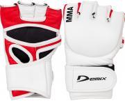 Demix Перчатки MMA, Белый, S-M