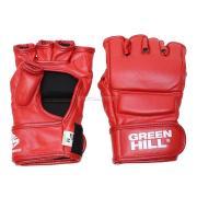Green-Hill Перчатки Green Hill лицензионные FIAS – красные