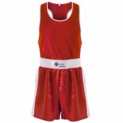 Форма для бокса Rusco Sport красного цвета