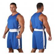 Форма боксёрская со вставками RSC BF BX 10 синяя