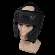Шлем для бокса с защитой скул FIGHT EXPERT