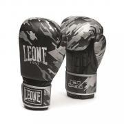 Боксерские перчатки Leone 1947 NEOCAMO GN305 Gray, 14 унций Leone