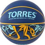 Мяч баскетбольный Torres Jam (арт. B00043)