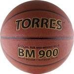 Мяч баскетбольный Torres матчевый BM900 р.5 (синтетическая кожа)
