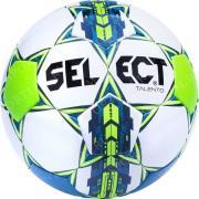 """Мяч футбольный """"SELECT Talento"""", р.4, вес 310-330г, 32 пан, гл.ПУ, руч.сш, бел-сал-си 811008-004"""