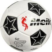 """Мяч футбольный №4 """"Meik-086"""" (белый) 3-слоя, TPU+PVC 3.2, 340-350 гр., машинная сшивка C33394-3"""