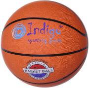 Мяч баскетбольный Indigo, 7300-3-TBR, оранжевый, размер 3
