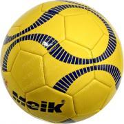"""Мяч футбольный №4 """"Meik-086"""" (желтый) 3-слоя, TPU+PVC 3.2, 340-350 гр., машинная сшивка C33394-1"""