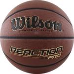 Мяч баскетбольный Wilson Reaction PRO WTB10138XB06 р.6
