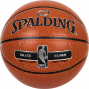 Баскетбольный мяч Spalding NBA Silver Series 76-018Z