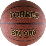 Мяч баскетбольный Torres матчевый BM900 р.6 (синтетическая кожа)