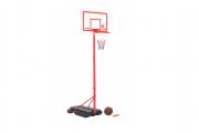 Стойка баскетбольная с регулируемой высотой BRADEX DE 0366 Стойка баскетбольная с регулируемой высотой BRADEX DE 0366