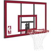 """Баскетбольный щит, поликарбонат Spalding NBA Combo - 44"""" Polycarbonate 79351CN"""
