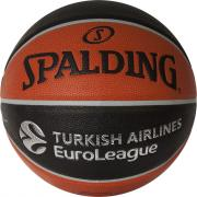 "Мяч баскетбольный ""SPALDING TF-1000 Legacy Euroleague Offical Ball"" р.7, арт.84-004Z"