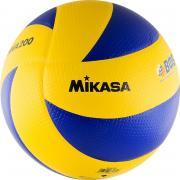 Мяч волейбольный MIKASA MVA200, FIVB Appr, профессиональный, размер 5