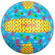 Мяч волейбольный, пляжный ONLITOP размер 5, 2 подслоя, 18 панелей, PVC, бутиловая камера, 275 г