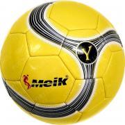 """Мяч футбольный №4 """"Meik-086"""" (желтый) 3-слоя, TPU+PVC 3.2, 340-350 гр., машинная сшивка C33394-4"""