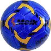 "Мяч футзальный №4 ""Meik"" (синий) 4-слоя, TPU+PVC 3.2, 410-450 гр., термосшивка C33393-2"