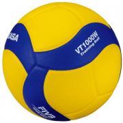 Волейбольный мяч Mizuno VT1000W №5 blue/yellow