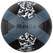 Мяч футзальный MINSA, размер.4,, 32 панели, PVC, бутиловая камера, 340 г
