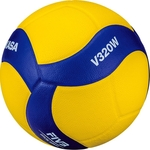 Мяч волейбольный Mikasa V320W р.5 официальные параметры FIVB